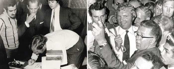 Bobby Moore Arrested in Colombia